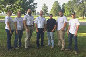 Cropping Systems Crew 2017